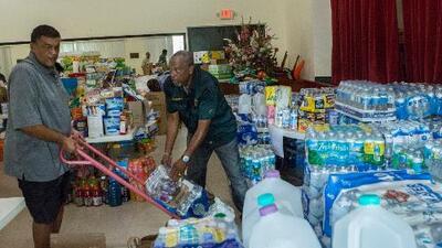 Así puedes ayudar a las víctimas del huracán Dorian en Las Bahamas