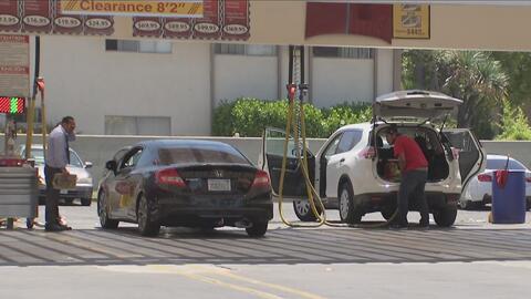 Un niño resultó con heridas menores tras ser arrollado accidentalmente por su niñera en Anaheim