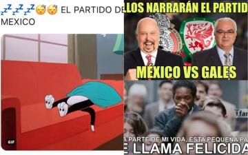 Memes del partido México contra Gales: el humor se toma la despedida en Estados Unidos