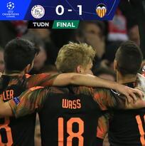 ¡Fuera de la Champions! El Ajax de Edson cayó y está eliminado