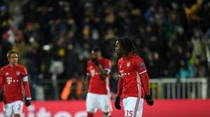 Bayern Múnich tropezó en su visita al Rostov en Champions League
