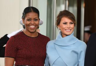 Michelle Obama, Ivanka y Melania Trump: diario de estilo de la toma de posesión