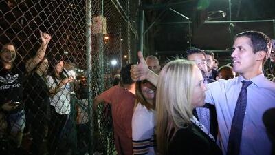 Régimen de Nicolás Maduro retira inmunidad parlamentaria a Juan Guaidó