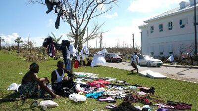 Salvaron la vida pero no todos corrieron con la misma suerte: desgarradores testimonios de sobrevivientes en Bahamas
