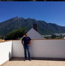 Viaje de Raul Brindis a Nuevo León