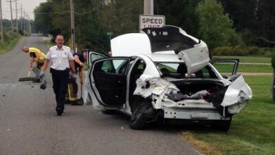 Una araña fue la causa de un accidente de tráfico que dejó un niño muerto