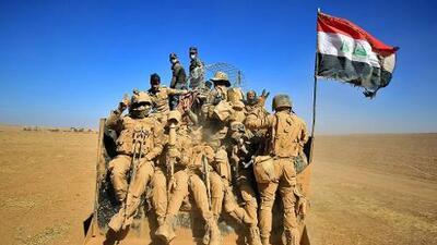 """La operación para recuperar Mosul avanza """"más rápido"""" de lo esperado asegura el primer ministro iraquí"""