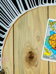 tarot rueda de la fortuna