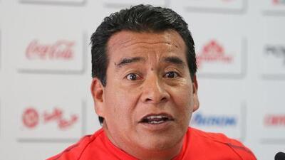 Alberto Coyote quiere más jugadores con la vergüenza deportiva de Jesús Molina