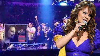 """""""Jenni, Jenni"""" a una sola voz: la familia Rivera y el emotivo momento en que los fans recordaron su legado"""