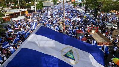 Promueven un paro nacional en Nicaragua tras la violencia registrada en la marcha del Día de las Madres