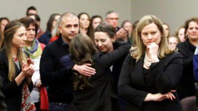 Universidad Estatal de Michigan compensará a las víctimas de Larry Nassar con $500 millones
