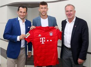 ¿Podrá Iván Perisic triunfar en el Bayern Munich?