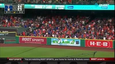 Contacto Deportivo Houston: Astros buscan revancha ante Rangers