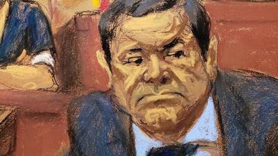 ¿Testificará 'El Chapo' en el juicio que se realiza en su contra?