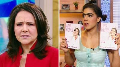 Mela la Melaza obtuvo respuesta de la abogada Jessica Domínguez (después de acusar a Francisca de plagio)