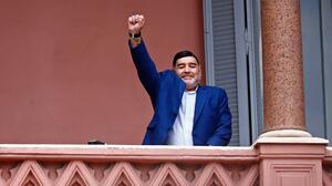 El afecto familiar será esencial para la recuperación de Maradona