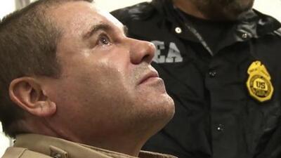 La carta que 'El Chapo' escribió tras dos meses de haber iniciado la sentencia de cadena perpetua, según su abogado