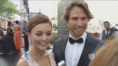 Angelique Boyer y Sebastián Rulli, ¿son una pareja celosa?