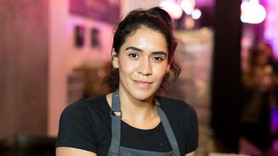 """La mejor chef del mundo es mexicana y migrante: """"Creo en la lucha diaria contra la ignorancia y los prejuicios"""""""