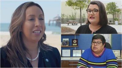 Mujeres latinas: este es el nuevo rostro de la política en San Diego, California