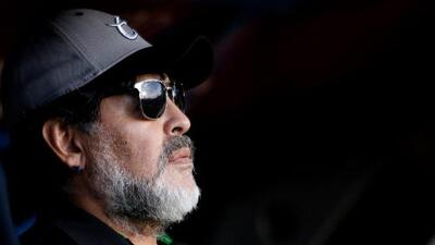 Maradona dice que seguirá defendiendo el régimen de Nicolás Maduro en Venezuela