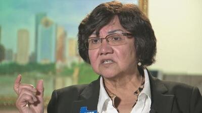 """""""Nunca he tenido una carrera fácil"""", dice Lupe Valdez, la demócrata que quiere sacar a Greg Abbott de la gobernación de Texas"""