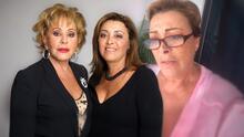 Sylvia Pasquel desmiente la muerte de su madre Silvia Pinal y manda un contundente mensaje a los detractores