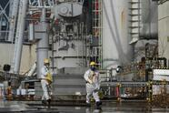 OKUMA, JAPAN - JANUARY 29: Workers walk through Tokyo Electric Power Co.'s (Tepco) Fukushima Dai-ichi nuclear power plant on January 29, 2020 in Okuma, Fukushima Prefecture, Japan. Tepco hosted a media tour to the nuclear plant wrecked by an earthquake and tsunami in 2011. (Photo by Tomohiro Ohsumi/Getty Images)