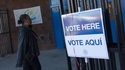 For some Latinas trying to vote, persistence is key