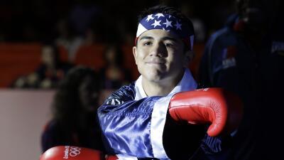 Joseph 'Jo Jo' Díaz venció a Rubén 'Canelito' Tamayo