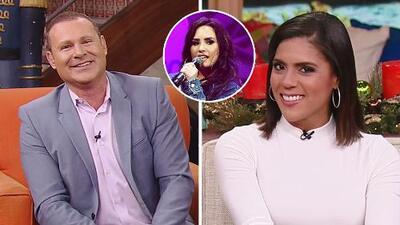 DAEnUnMinuto: Francisca quiere hacerle competencia a Demi Lovato y Alan encontró a su hermana perdida