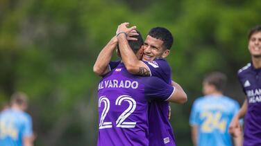 Alexander Alvarado da la victoria 1-0 a Orlando City sobre Philadelphia
