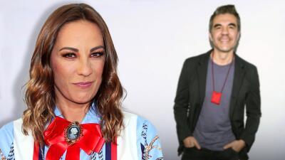 Consuelo Duval confiesa ser la eterna enamorada de Adrián Uribe (aunque él tenga novia)