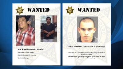 Hispanos figuran en listado de los más buscados en condado de Georgia