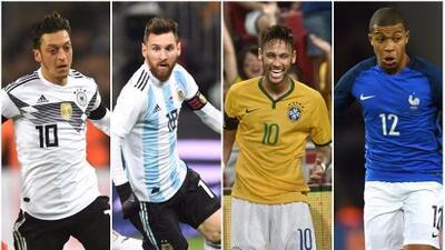 Estos son los 32 clasificados a la Copa del Mundo de Rusia 2018