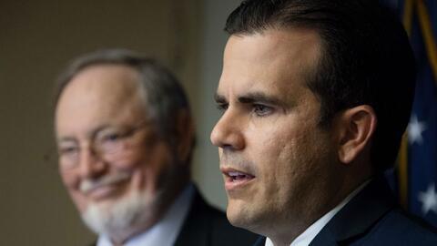 """Ricardo Rosselló sobre Ley Promesa: """"Permitíamos que las demandas afectaran a los puertorriqueños o reclamábamos la protección"""""""