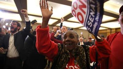 El voto de las mujeres negras que cambió las elecciones en Alabama