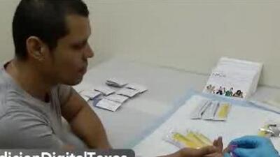 Autoridades de la ciudad realizan pruebas de VIH en el condado Bexar