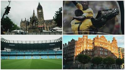 Gótica, futbolera y moderna: recorrido por Manchester y el estadio de los 'Citizens'