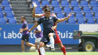Puebla cayó ante Veracruz en amistoso; Cavallini ya reportó
