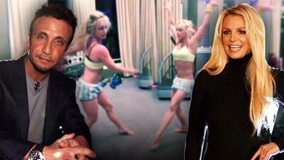 Britney Spears aparece bailando un día después que su mánager dijo que posiblemente no actuaría nunca más