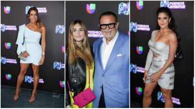 Así lucieron las estrellas de Univision en Premios Juventud 2019