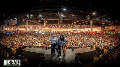 10 fotos que muestran cómo se vivió el Festival de Mayo en Houston