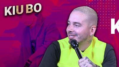 J Balvin confiesa cómo mantiene 'el negocio' activo mientras trabaja en su nuevo álbum | Kiubo