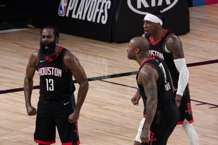 Rockets se citan con Lakers en los NBA Playoffs