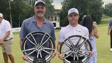 Canelo conquista un nuevo campeonato... ahora en el golf