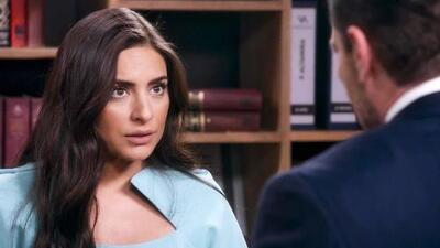 Alejandra le aseguró a Carlos que no podrá volver a amarlo