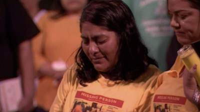 """""""Te lo ruego señor Jesucristo"""": la comunidad se une en emotiva vigilia para pedir el regreso de Dulce María Alavez"""