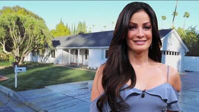 Con un préstamo y a título de soltera: Dayanara Torres se compró esta fantástica casa estilo rancho